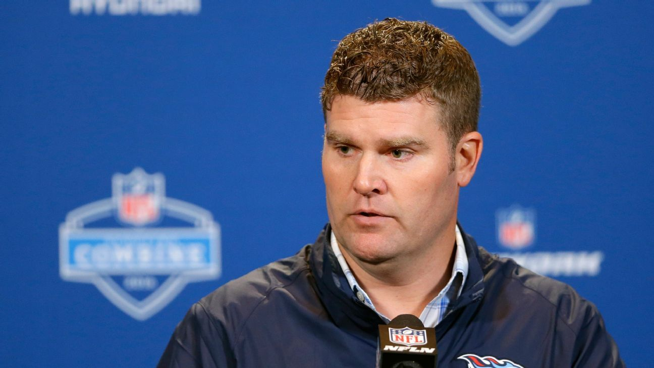 Titans GM Need 'king's ransom' for No. 1 pick Fantasy