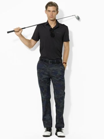 Slim-Fit Polo - RLX Golf Custom-Fit - RalphLauren.com