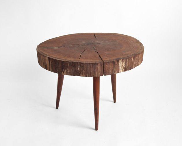 Hindsvik | Mid Century Modern Furniture, Home Decor & Design Shop - Live Edge Oak Wood Table