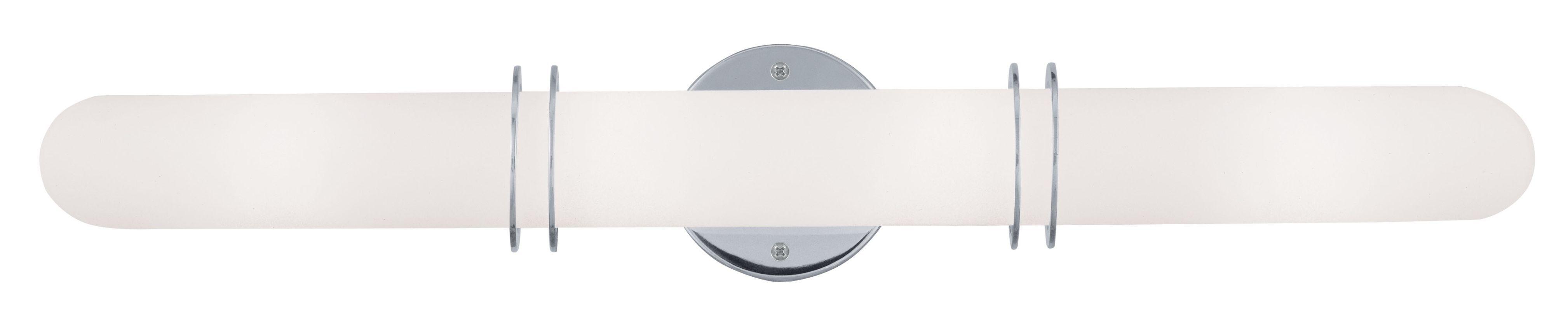 Photo of Livex Lighting 1904-05 Chrome Pelham 4 Light Bathroom Vanity Light