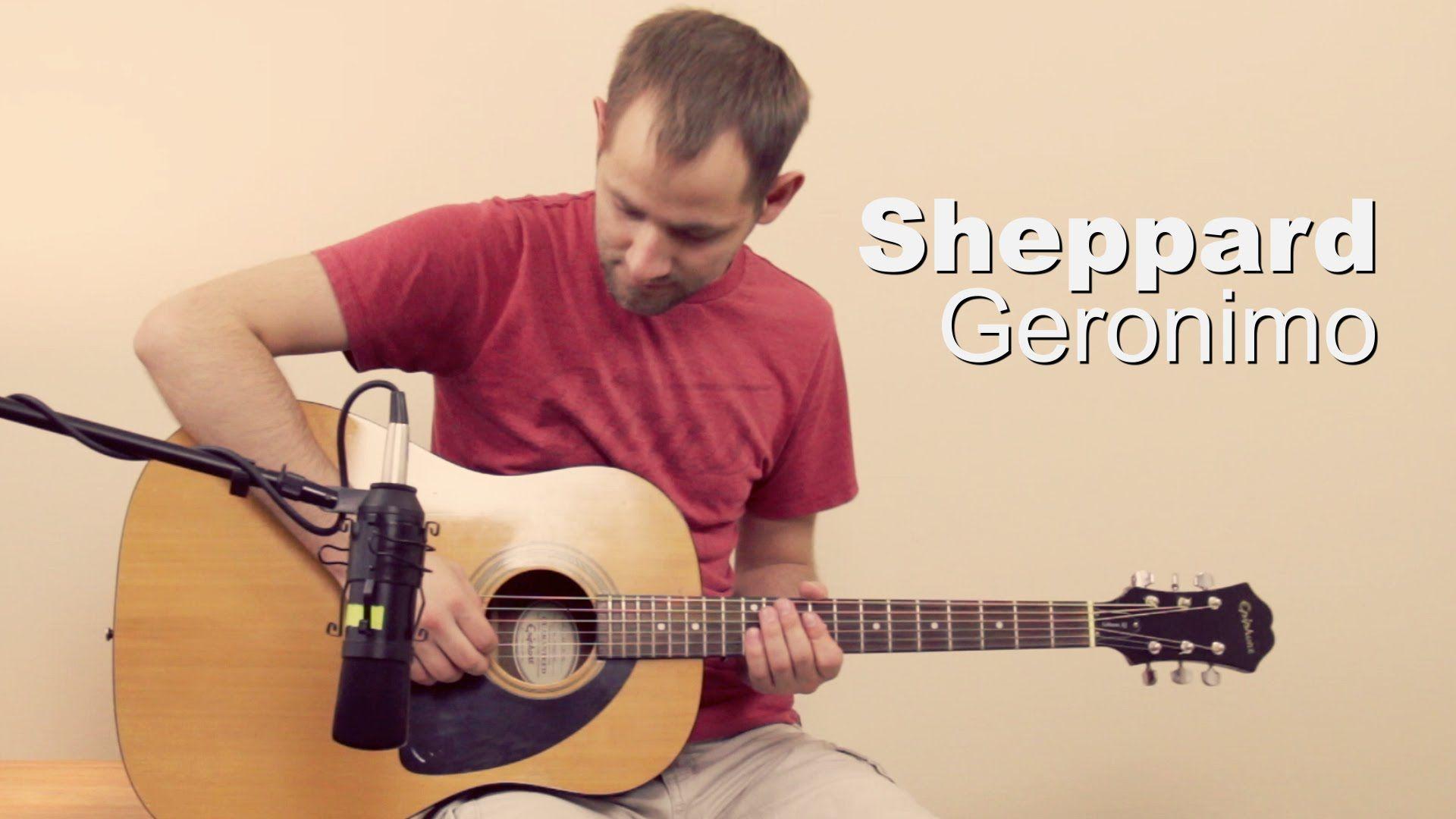 Sheppard Geronimo Jake Weber Cover 4k Jacobwebermusic