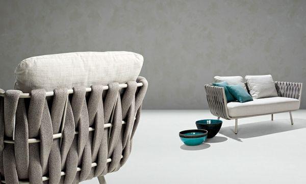 Lounge Möbel Outdoor \u2013 Toskana Deko für den Außenbereich