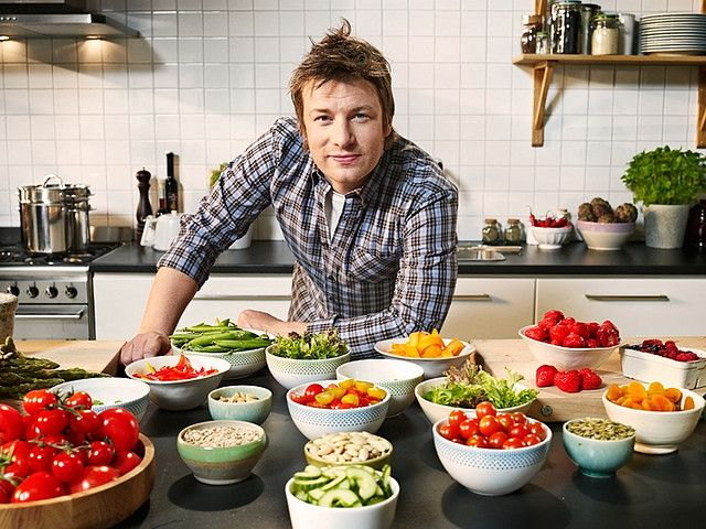 Jamie Oliver och Scandic fortsätter sitt samarbete by Scandic Hotels, via Flickr