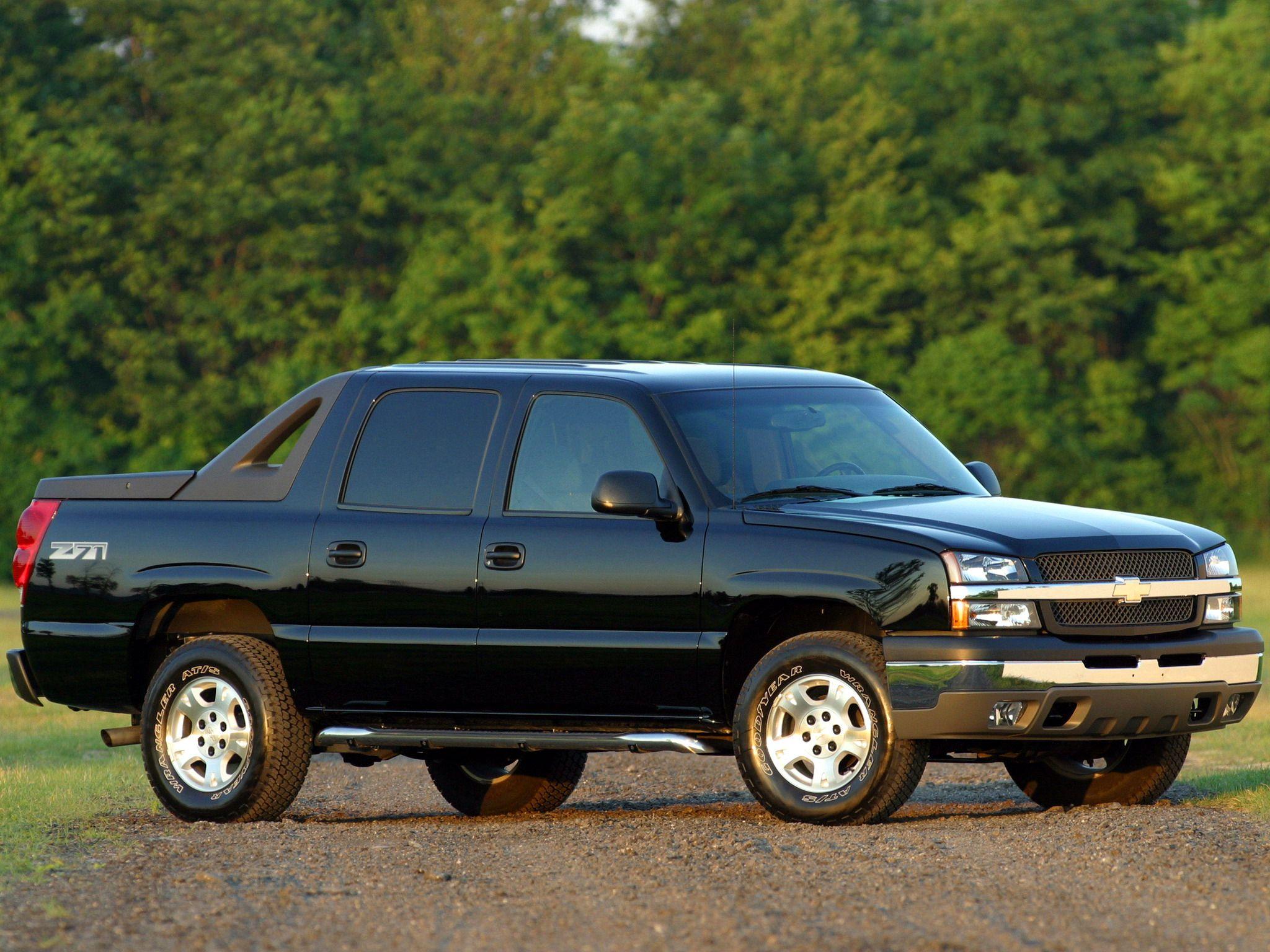 2002 Chevrolet Avalanche Z71 Chevy Avalanche Chevrolet Chevy