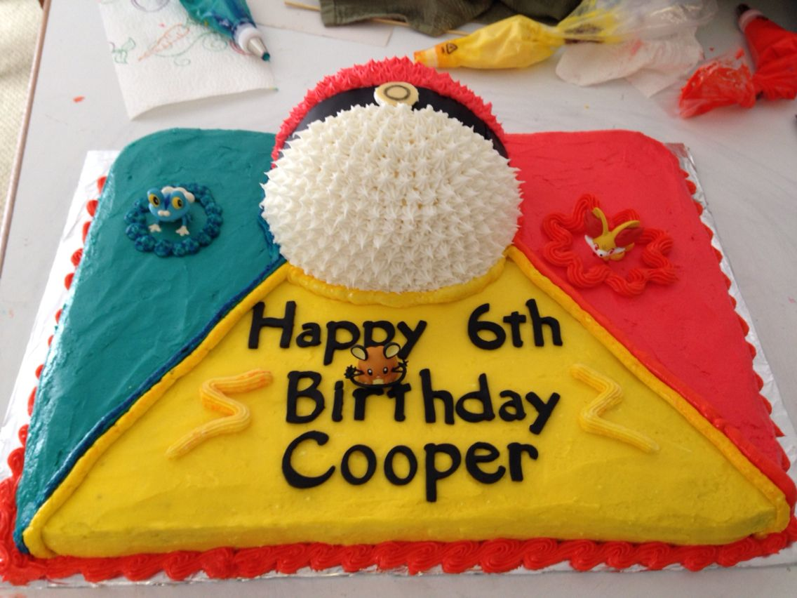 how to cook birthday cake