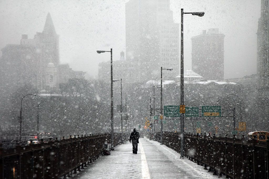New-york se réchauffe: 70x105 cm ed.18 / 80x120 cm ed.10