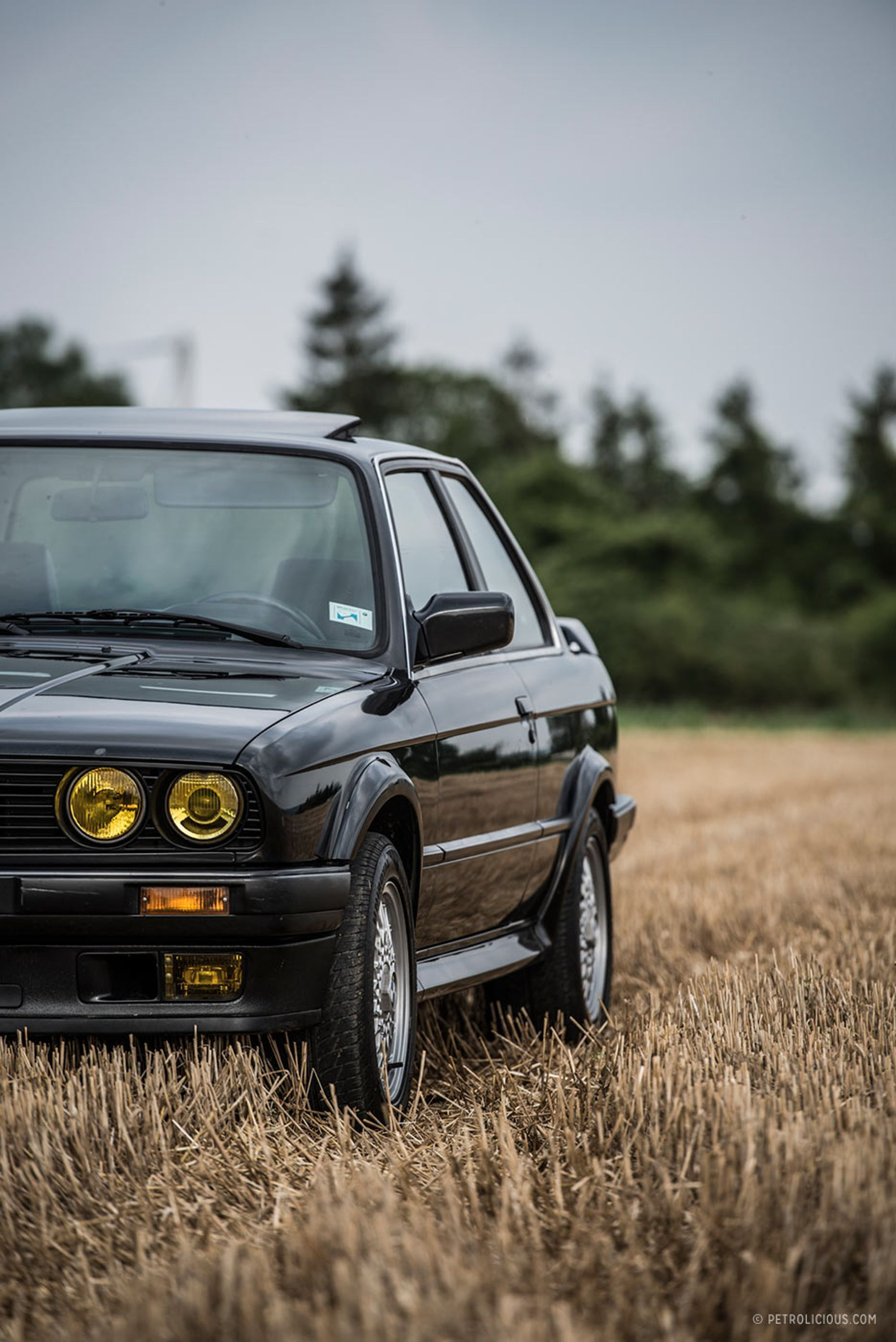 The Bmw 325ix Is The Coolest E30 Of Them All Car Wheels Bmw Classic Cars Ford Mustang Car