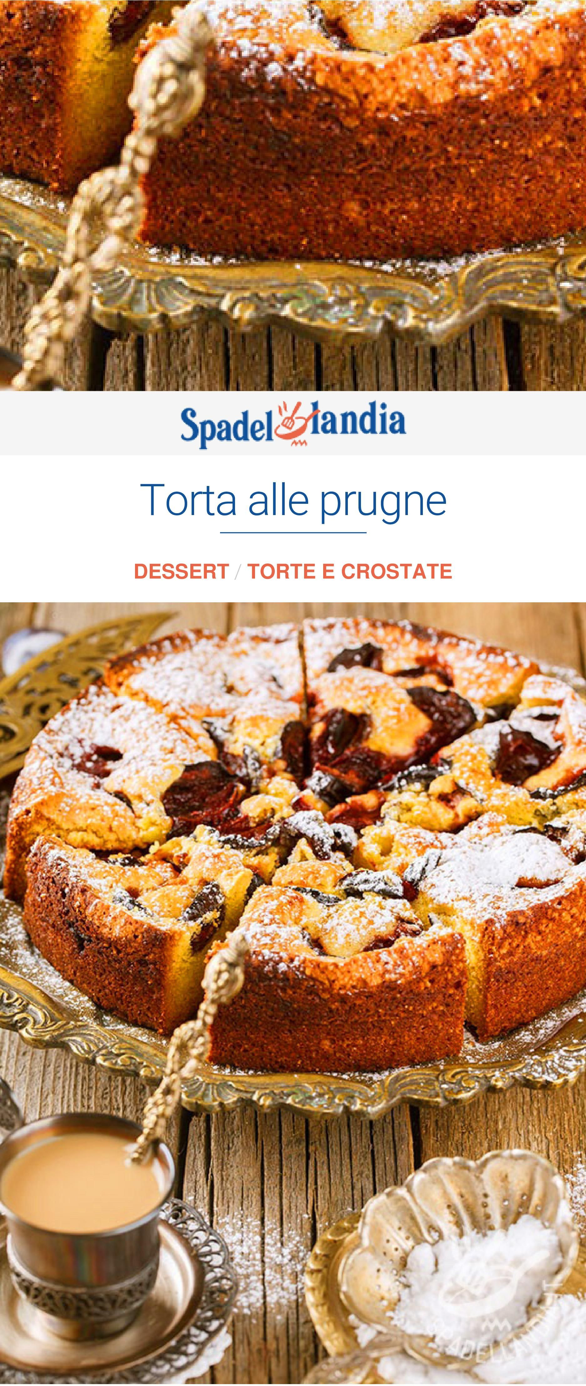 Photo of Torta alle prugne
