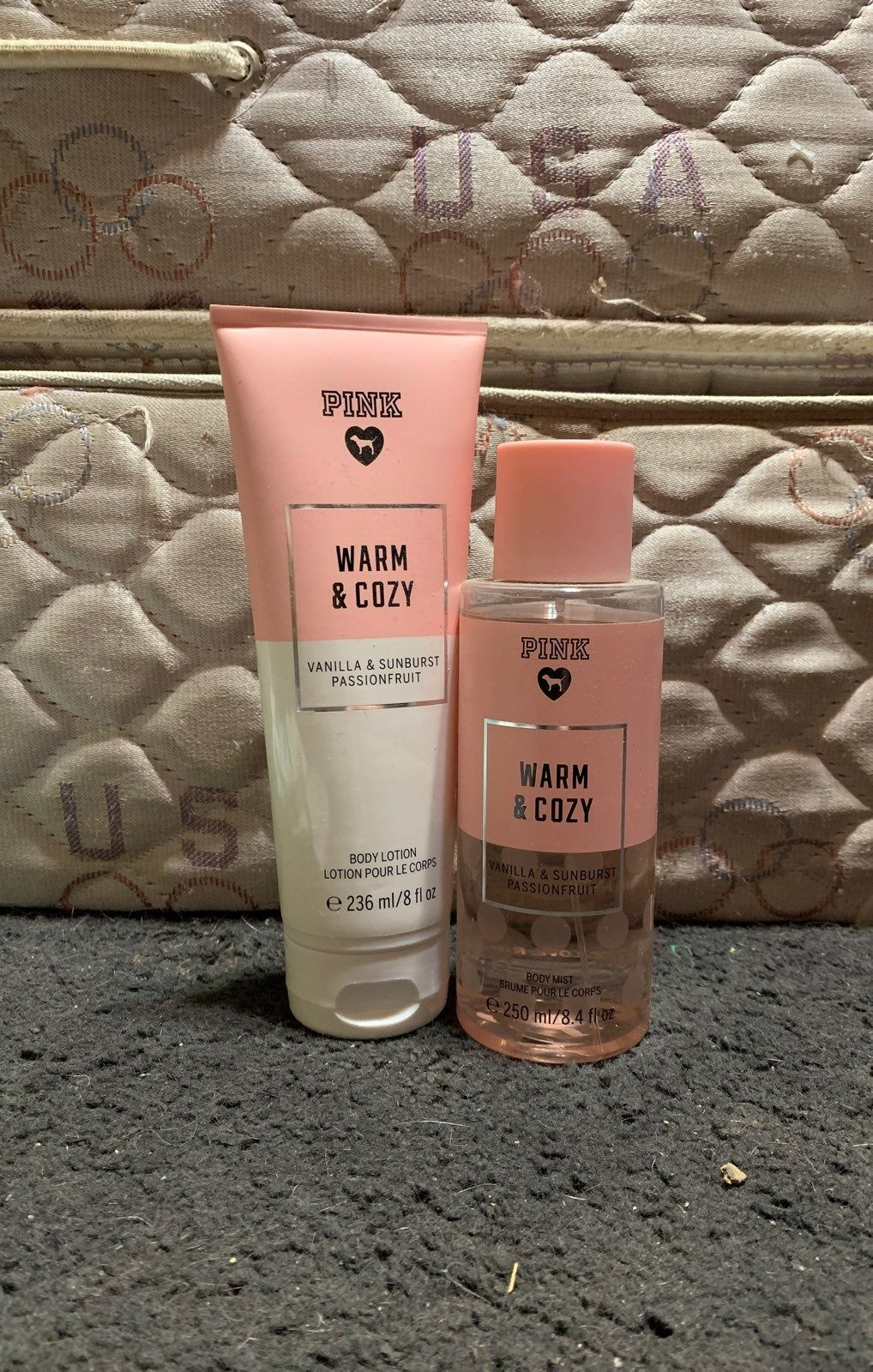 Victoria Secret Pink Fragrance And Lotion In Warm And Cozy A Vanilla Sunburst Pass Pink Fragrance Bath And Body Works Perfume Victoria Secret Pink Fragrance