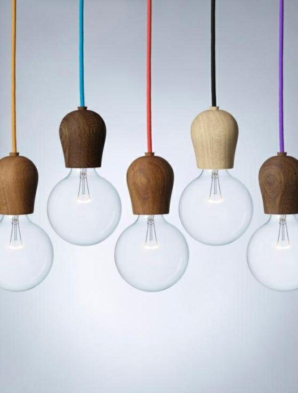 Skandinavische lampen pendelleuchten esszimmer schlichtes ...