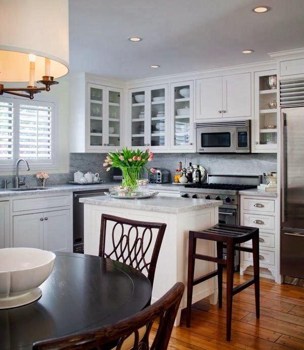 43 Beautiful Small Kitchen Design Ideas Kitchen Pinterest