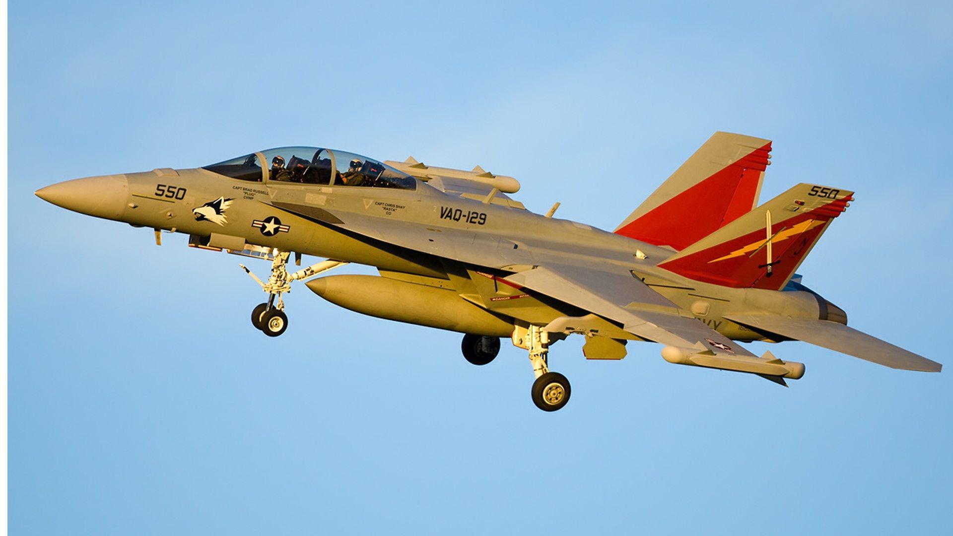 F-18G Growler