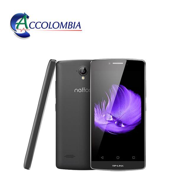 Celular Smartphone Tp Link Neffos C5l Gris Oscuro 4g Smartphone Celular Smartphone Tecnologia