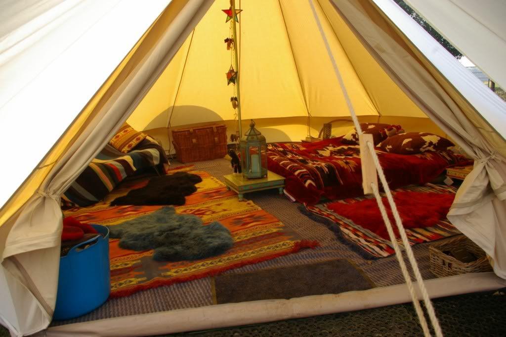 Bell Tent Decor Fbcb298E  Tent Ideas  Pinterest  Tents