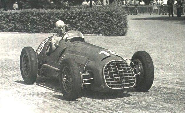 Ferrari   Alberto Ascari