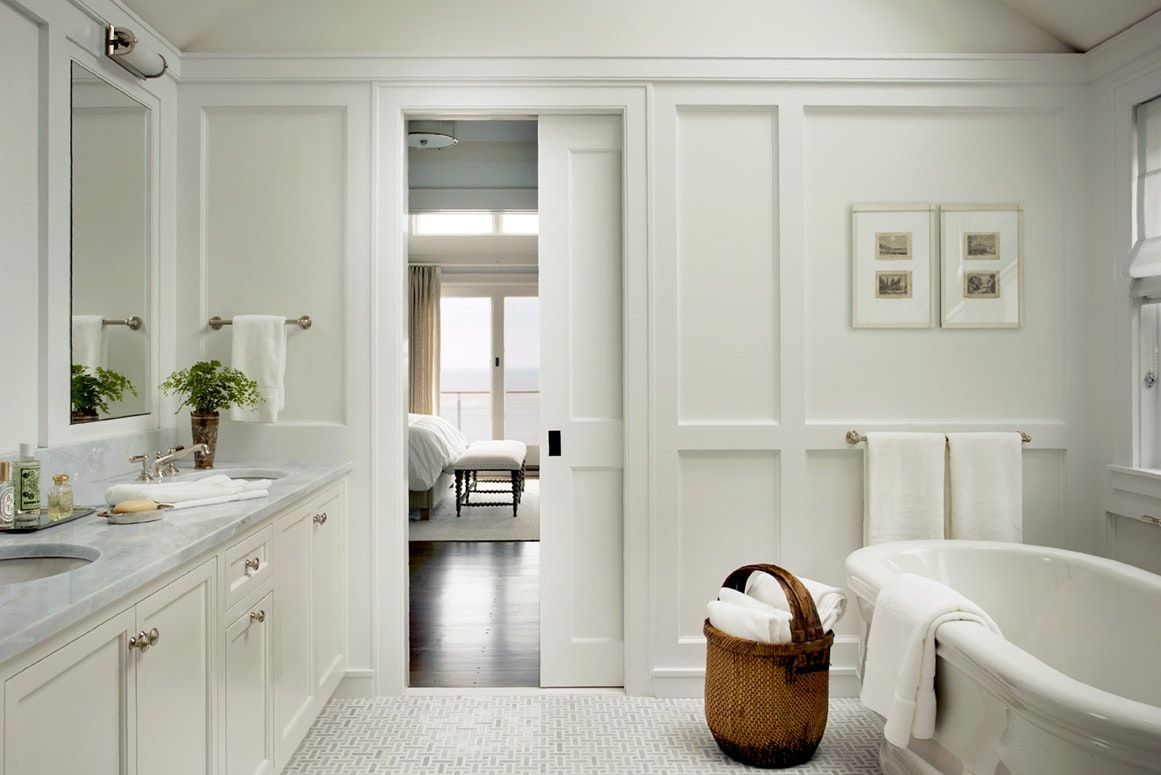 Master bath on Cape Cod | Bathroom | Pinterest | Cod, Cape and Farmers