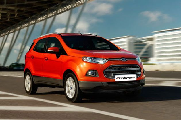 Ford Ecosport Launched In India At Rs 5 59 Lakh Ford Ecosport News India Compact Suv