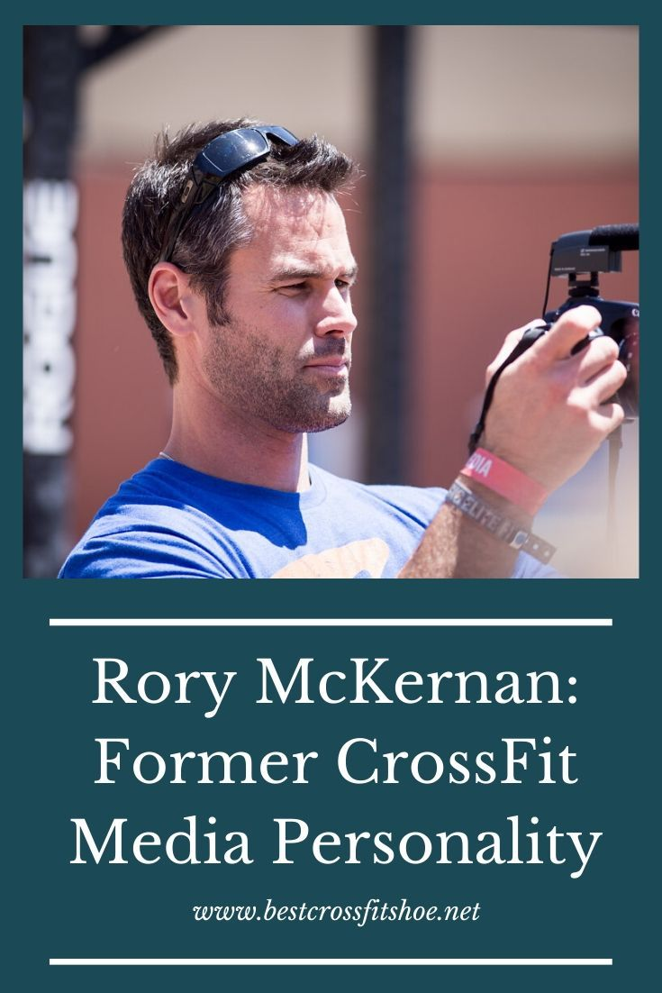 Rory McKernan is the former media director of the CrossFit organization. Find out how we got into Cr...