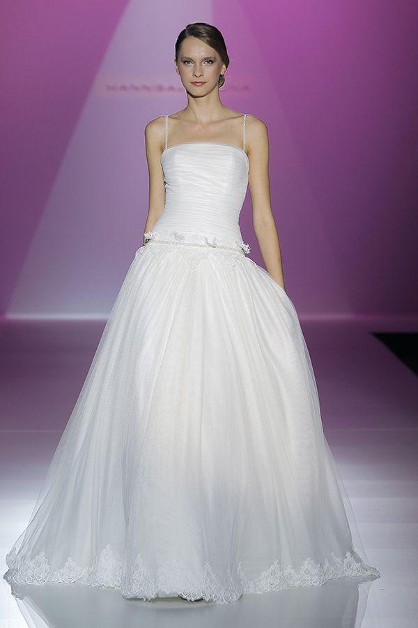 Vestidos de novia de Hannibal Laguna 2014 #boda #vestidos | Vestidos ...