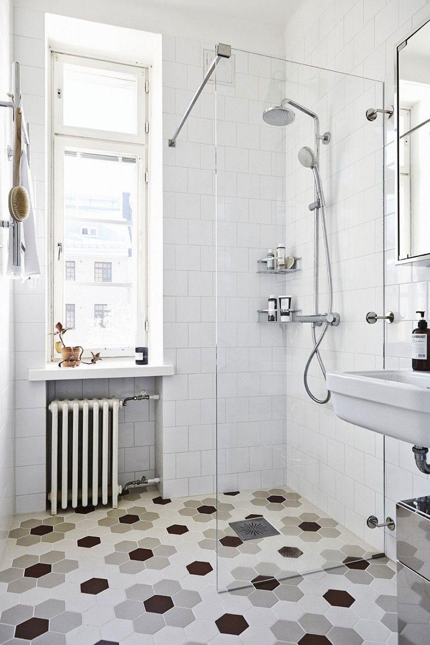 Scandinavian Design: Apartment in Helsinki | Tiles for bathrooms ...