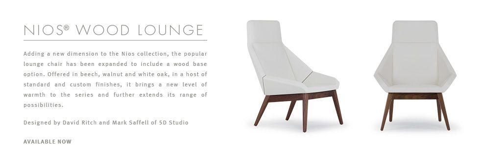 Wondrous Nios Wood Lounge Arcadia Neocon 2017 Neocon Room Beatyapartments Chair Design Images Beatyapartmentscom