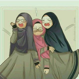 Kimono Muslim Lady Hijab fashion Pinterest Muslim