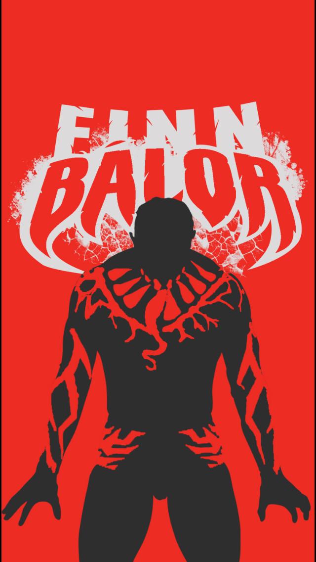 Finn Balor Wwe Logo Wwe Wrestling Wwe