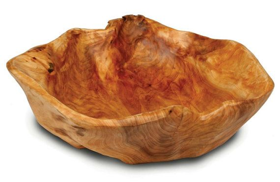 hand-carved wooden bowls are great conversation pieces and as handy as they are beautiful. . Each of our hand carved root bowls is uniquely