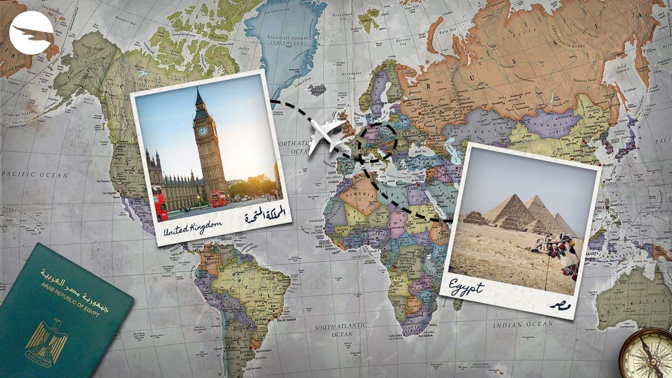 Getting A Visa To The United Kingdom As An Egyptian National Headed To The Uk With Your Egyptian Passpo Travel Diary Art Egyptian Travel Essentials For Women