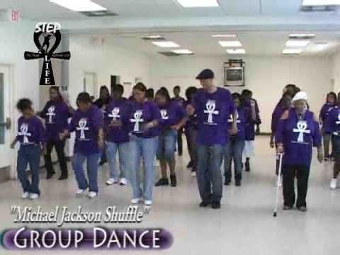 Step Line Dance Michael Jackson Shuffle Country Line Dancing Line Dancing Types Of Dancing