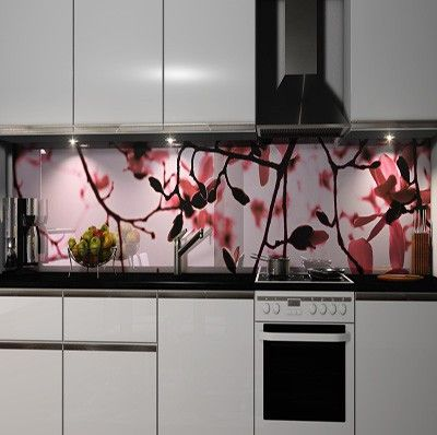 Klebefolie Küchenrückwand küchenrückwand klebefolie möbel wohnen kuechenrueckwand folien