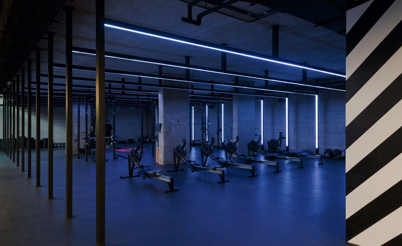 The Best Gyms Around The World For Design Buffs In 2018 Gym Design Gym Interior Fitness Design