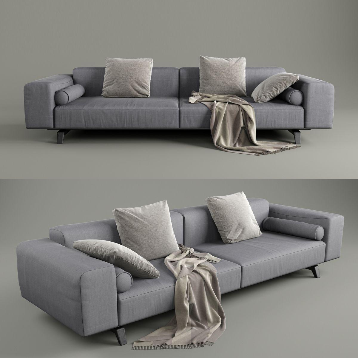 Sofa2 3d Model Download Royalty Free Interior Furniture 3d Models 3d Squirrel Sofa Interior Furniture Furniture