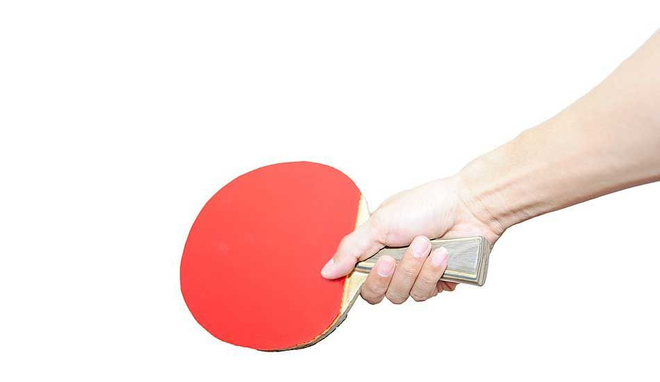 Table Tennis Grip Types Pros And Cons Table Tennis Tennis Grips Table Tennis Player