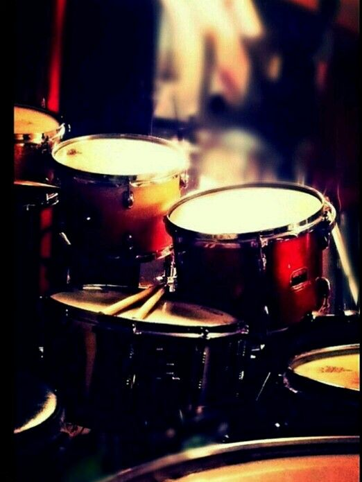 Drum Set Wallpaper Music Drummer Sticks Norway Trondheim