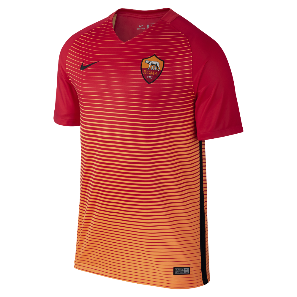 Nike 2016 17 A S Roma Stadium Third Men S Soccer Jersey Size Uniforme De Futebol Feminino Uniforme De Futebol Camisas De Futebol