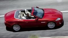XKR Convertible in Italian Racing Red with 20