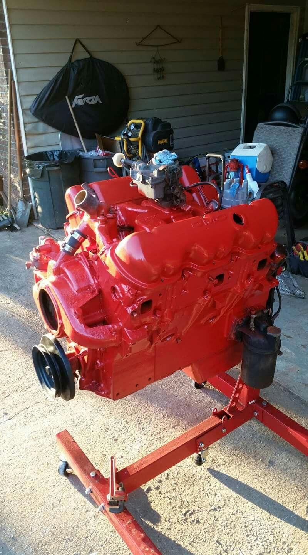 Big block V6  GMC 305 V6 | new life to an old truck | Gmc