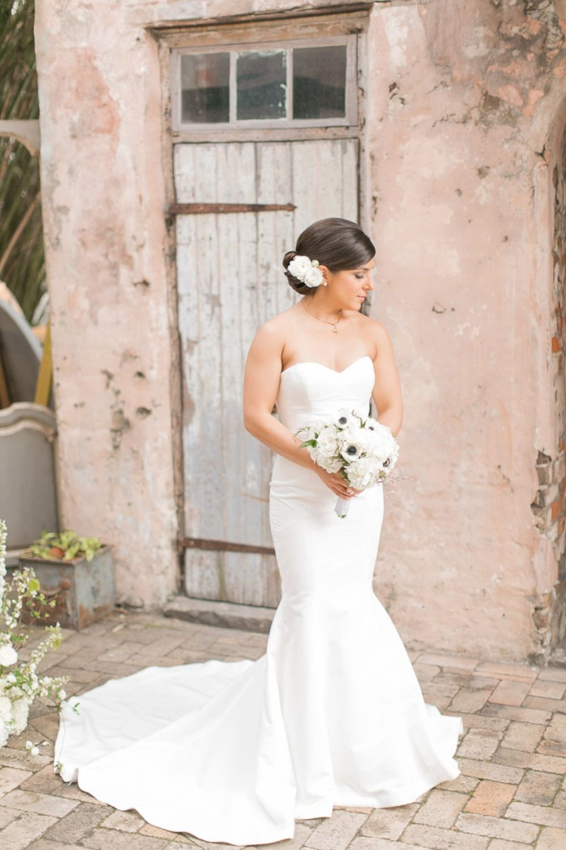 What Happens in New Orleans Blush Wedding   Vestidos de novia, De ...