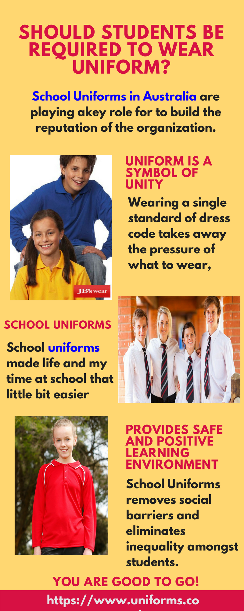 inexpensive school uniforms