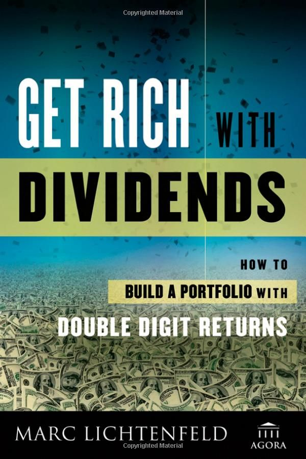 Here is an excellent guide to dividend investing: Get Rich with