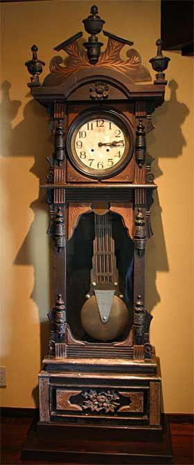 時計 大きな 古