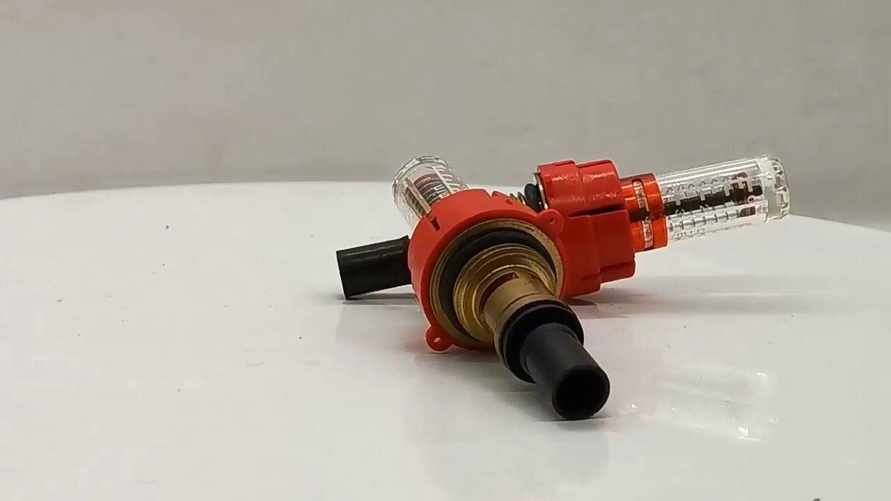 Pin On Under Floor Manifold Flow Meter