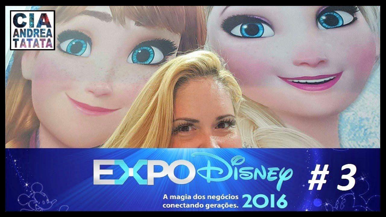 Princesas Disney - Expo Disney 2016 Cia Andrea Tatata #3
