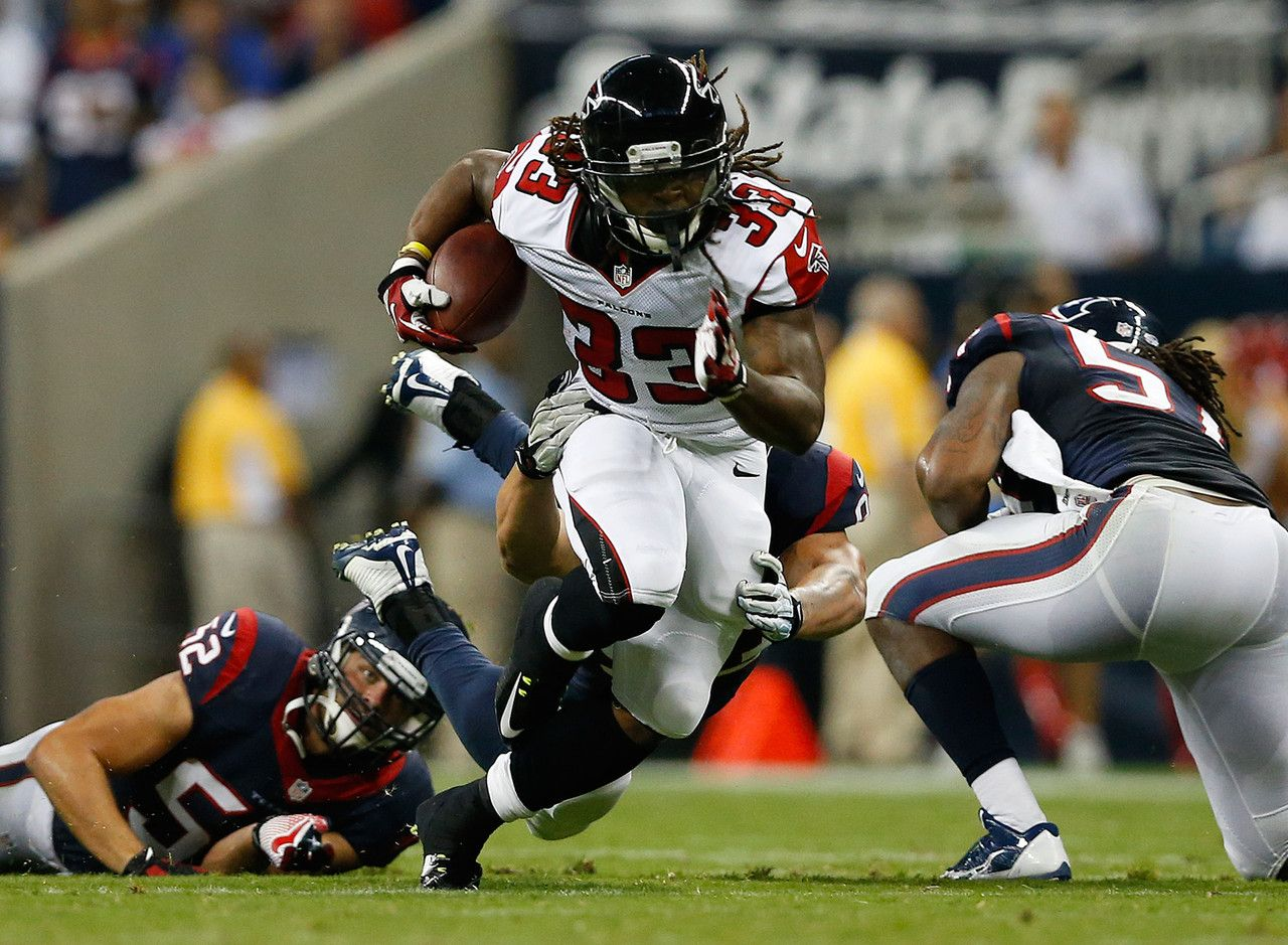 20 Players To Target In Your Draft Atlanta Falcons Football Devonta Freeman Falcons Football