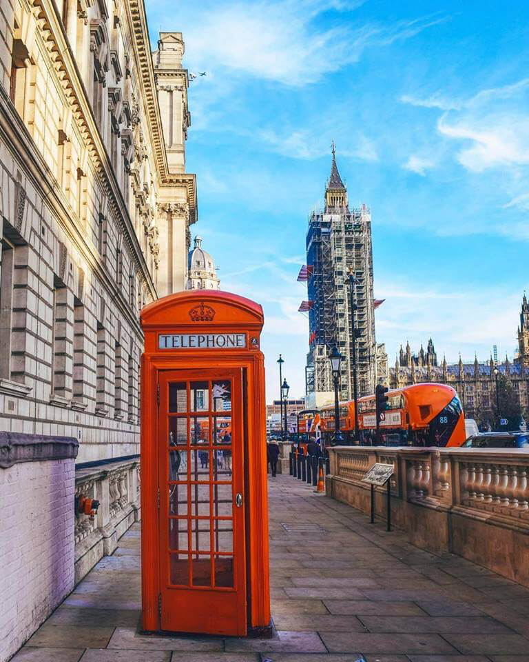 30+ Stunning Instagram Photo Locations In London (With Map