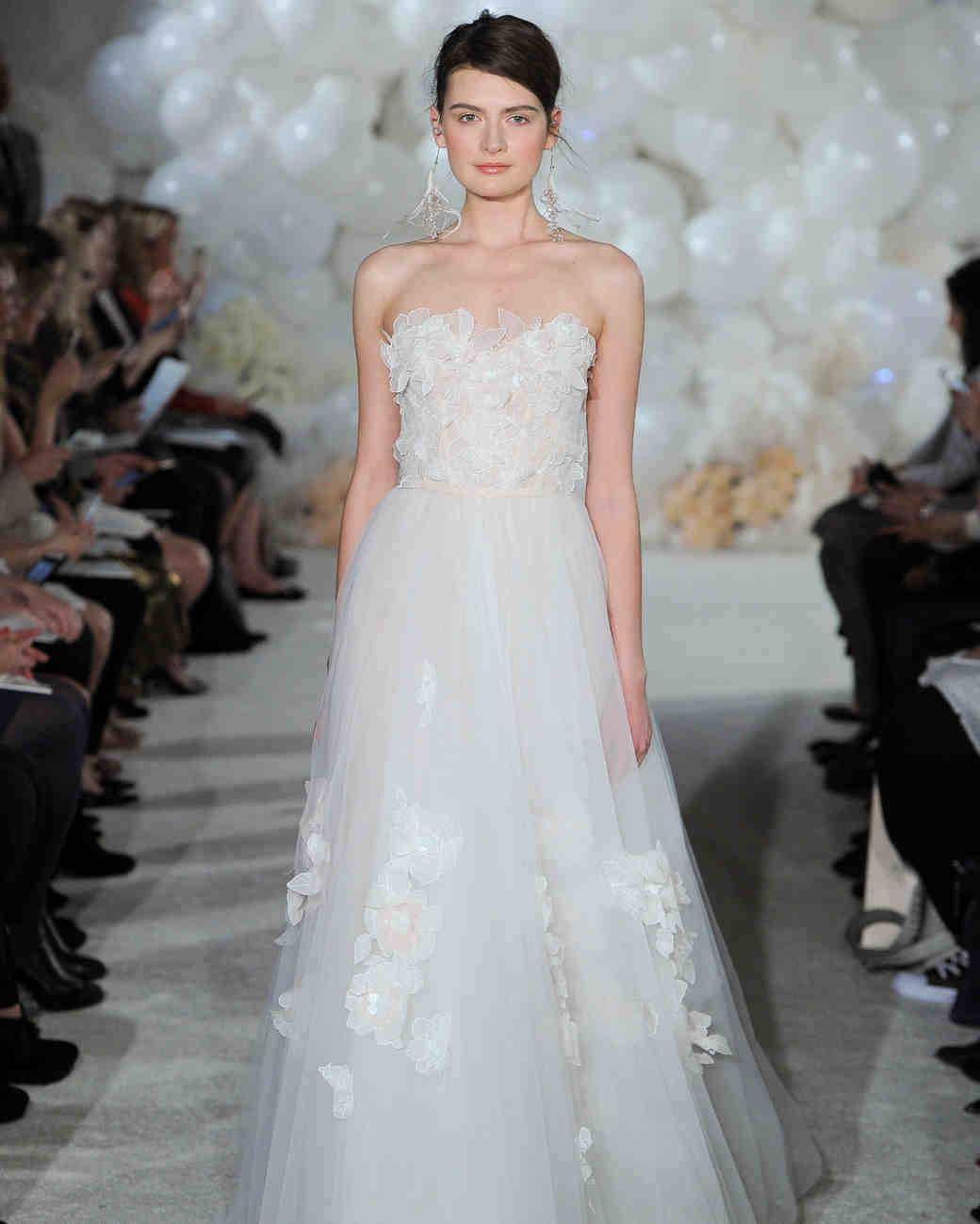 Mira zwillinger spring wedding dress collection martha
