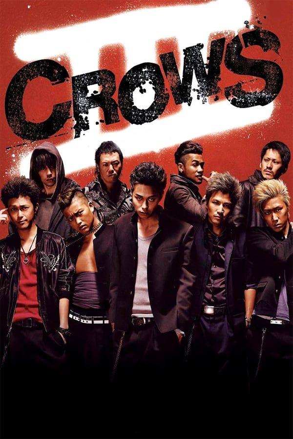 Nonton Crows Zero 2 : nonton, crows, Yankii, Drama., Ideas, Crows, Zero,, Crow,, Genji