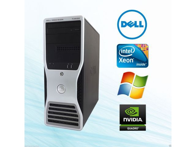 Dell Precision T3500 Creative Audio 64 BIT