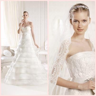 vestidos de novia mostoles